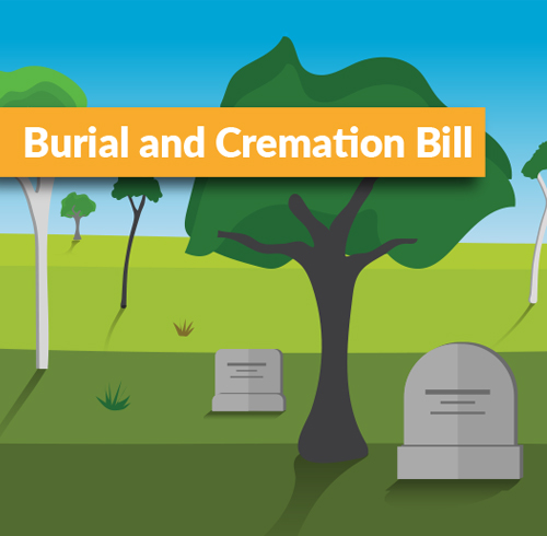 Draft Northern Territory Burial and Cremation Bill