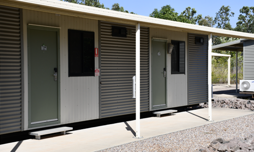 New 24/7 short-term accommodation centre in Darwin